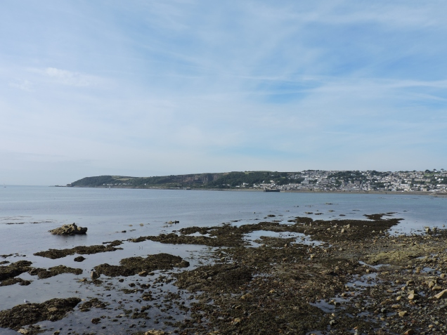 View from Penzance Promenade