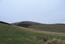 The Cheviots straddle the eastern and central border of England and Scotland